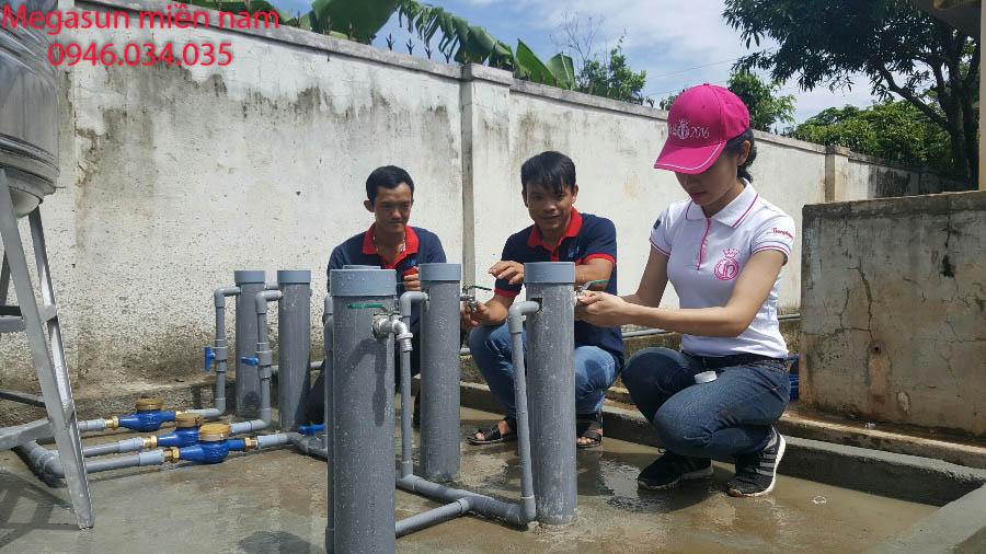 megasun miền nam chuyên lắp đặt sản phẩm máy nước nóng năng lượng mặt trời
